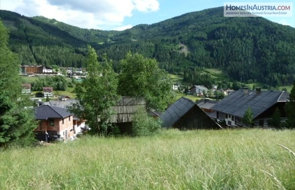 Bad Kleinkirchheim/Carinthia buildable land ca. 881 m2 top location