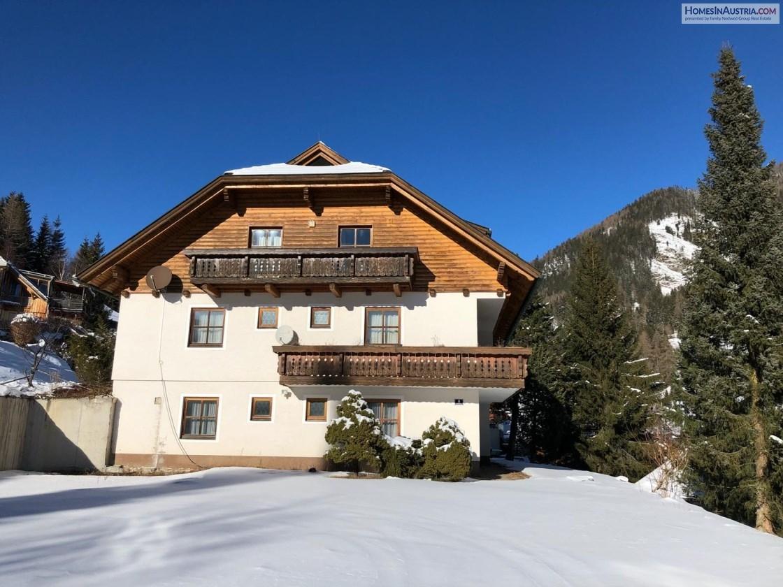 Bad Kleinkirchheim, Carinthia Apartment (LEIBI) 2 Bedrooms, furnished