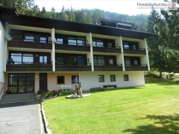 Patergassen, Carinthia, Apartment (SONNRAIN) ca. 58 m2