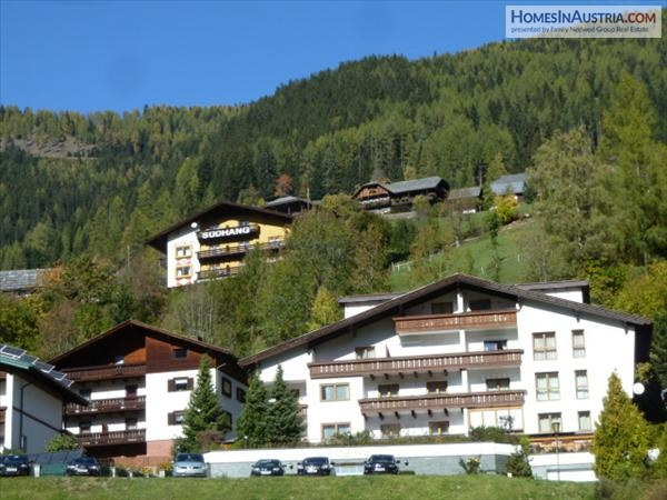 Bad Kleinkirchheim, Studio Apartment (ARRIGO) 30m2, Balcony, great views