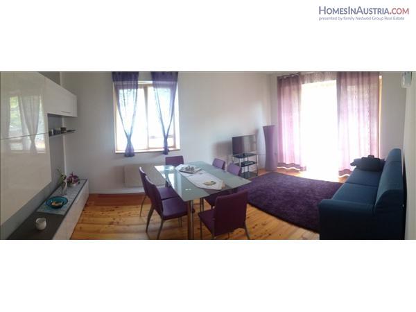 Reichenau, Carinthia, Apartment (CAUSA 2) 90 m2, Balcony
