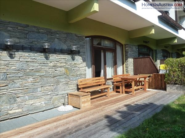 Bad Kleinkirchheim, Apartment (MORETT) Thermalweg, 86 m2, Terrace