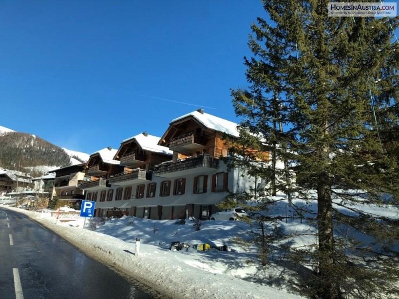 Bad Kleinkirchheim, St. Oswald, (CINO) Apartment over 2 floors, near ski-lift