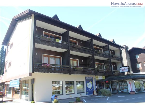 Bad Kleinkirchheim, Studioapartment KATHREIN ca. 34 m2 and balcony