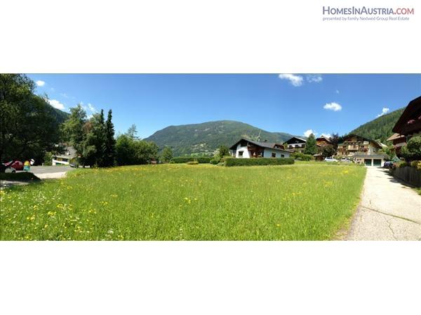 Bad Kleinkirchheim, Carinthia, Buildable Land (KRE) ca. 2.000 m2 best location