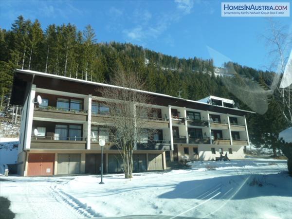 Patergassen, Carinthia, Mansard Apartment (AIDER) 54 m², new larch floors