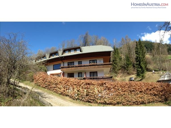 Bad Kleinkirchheim, Carinthia, Small Apartment under the roof, 30 m2, Balcony