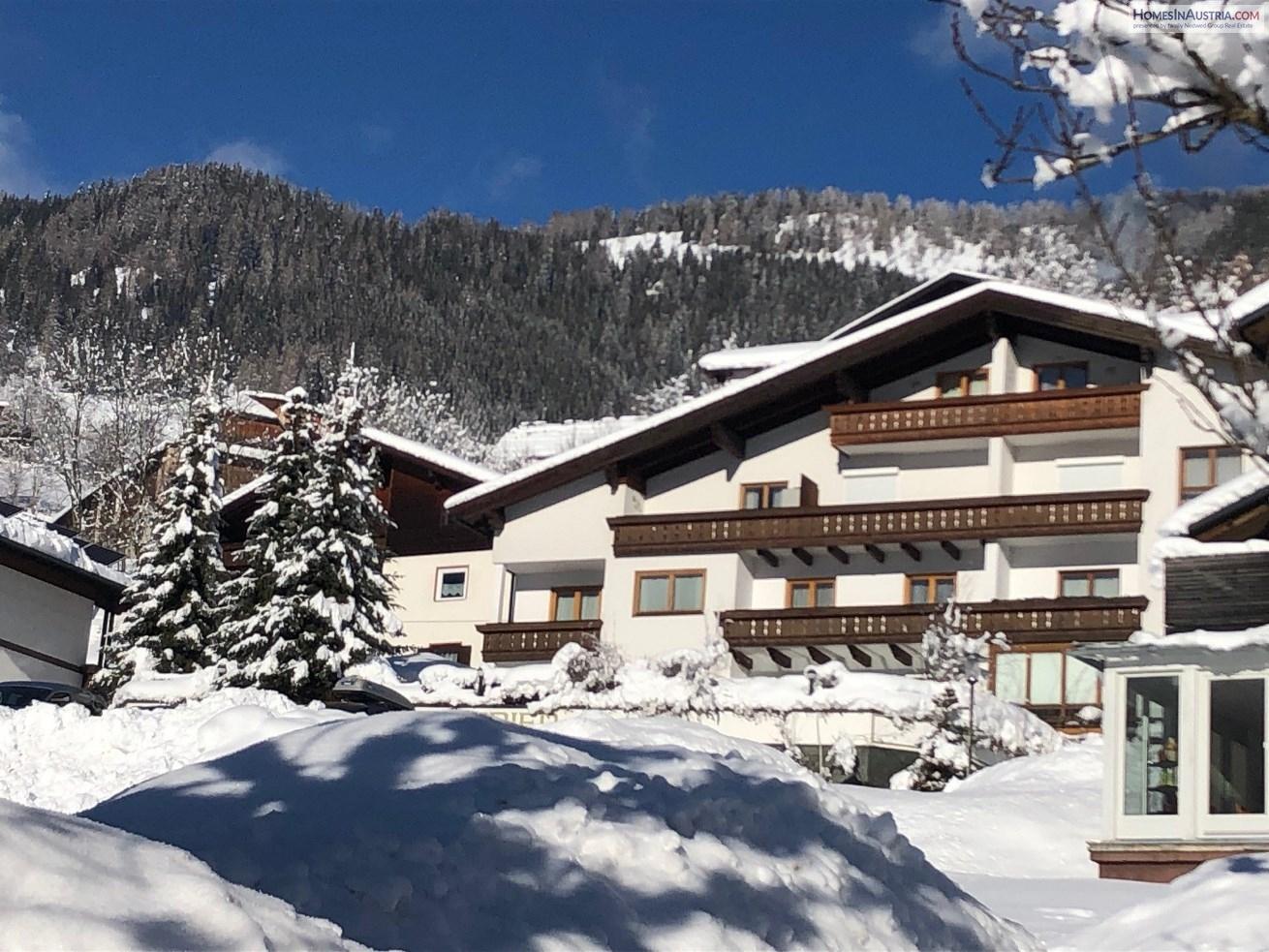 Bad Kleinkirchheim, Studio Apartment (ARRIGO) 30m2, Balcony, great views