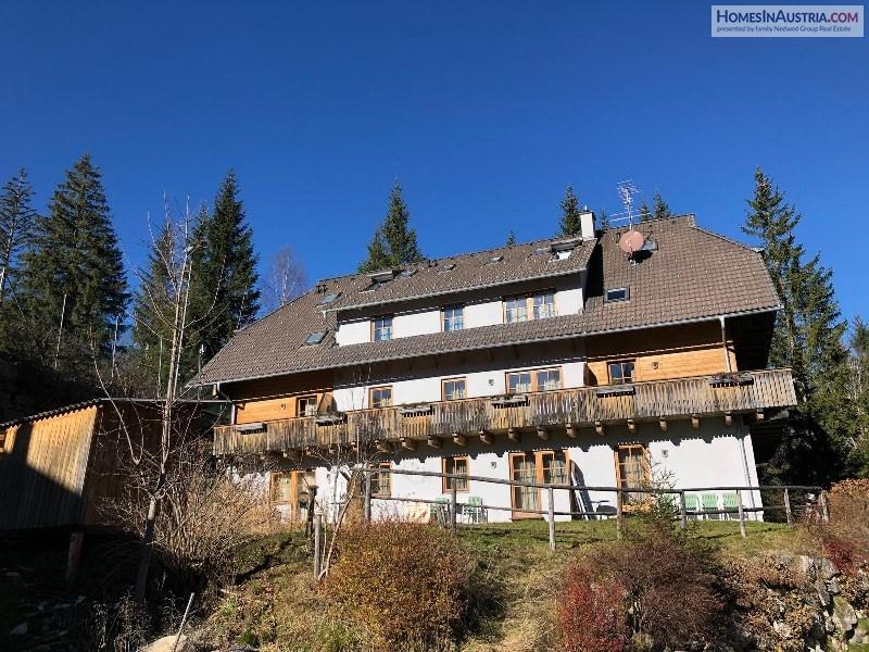Bad Kleinkirchheim, St Oswald, great 2 bedroom Apartment near ski-slopes (COLLAU)