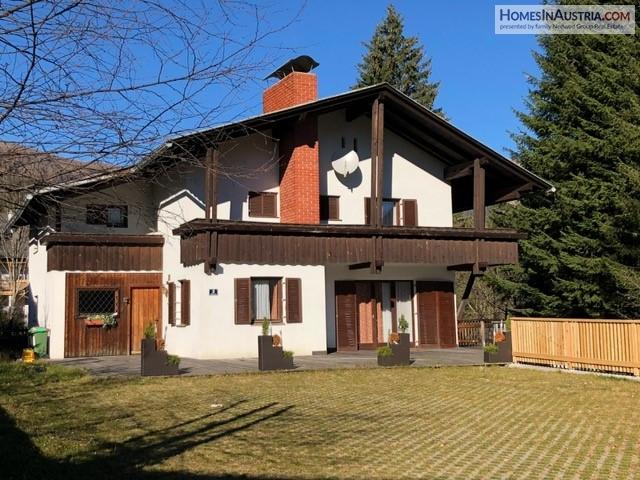 Bad Kleinkirchheim, Carinthia, Investment Property (OLI) with 6 small units, next to ski-lift Nockalmbahn