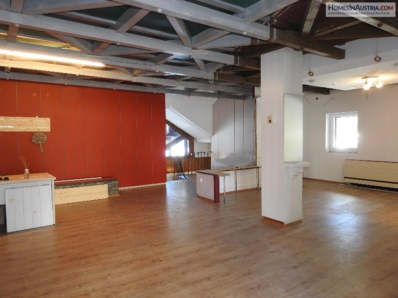 Bad Kleinkirchheim, Carinthia, Office/Retail Space (AURE) for Sale, in the center near hot spa