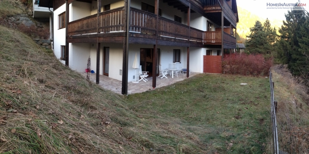 Bad Kleinkirchheim, Carinthia, Apartment (LUNA) with yard, nice view!