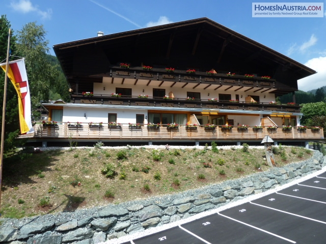 Bad Kleinkirchheim, Carinthia, Apartment (FERRA) in traditional,renovated complex, PRICE REDUCED!!