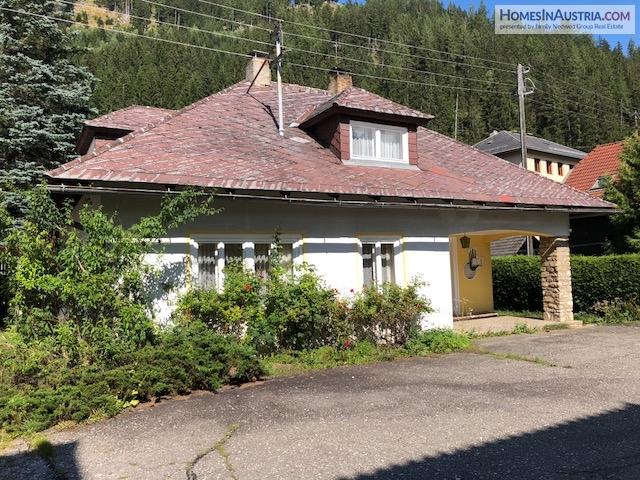 Patergassen, near Bad Kleinkirchheim, Single Family Home (SALVI) 130m2 + 570m2 land, needs work!!