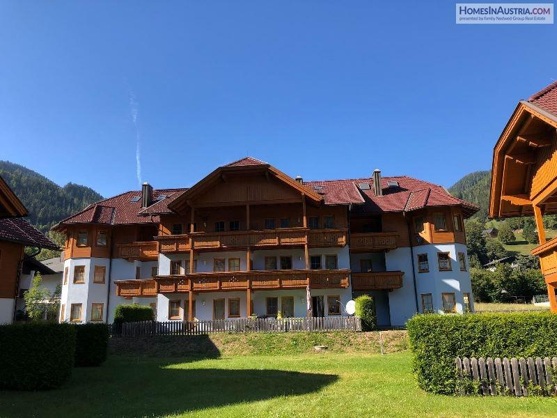 Bad Kleinkirchheim, Carinthia, adorable Apartment (SCHMID), Balcony, sunny