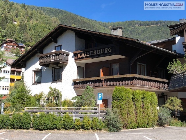 Bad Kleinkirchheim, Carinthia, Apartment under the roof (LEDERER) with 2 Bedrooms, Balcony