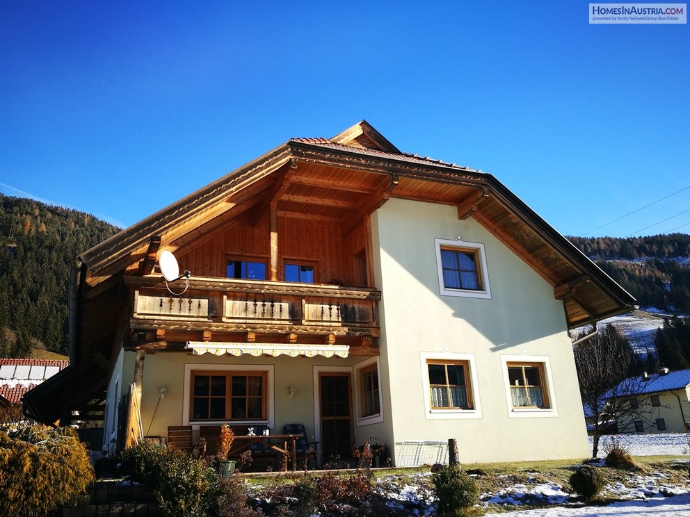 Reichenau, Carinthia Single Family Home (ST MARGARETHEN), sunny, great condition