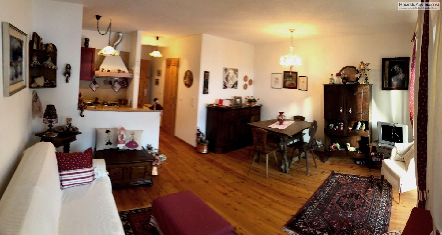 Bad Kleinkirchheim, Carinthia, Studio Apartment (ZAMARATO) central location, great view – now reduced