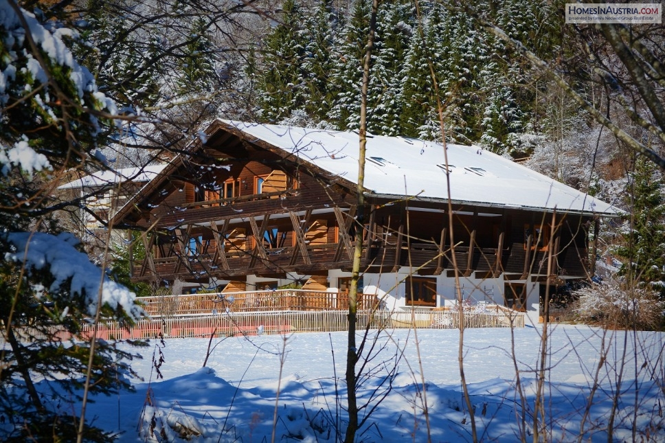 Bad Kleinkirchheim, Carinthia, Investment with 11 Holiday Apartments, newly renovated, fantastic location