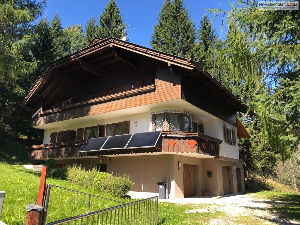 Bad Kleinkirchheim, Carinthia, Apartment (FICHTENWEG) with traditional mountain style furniture