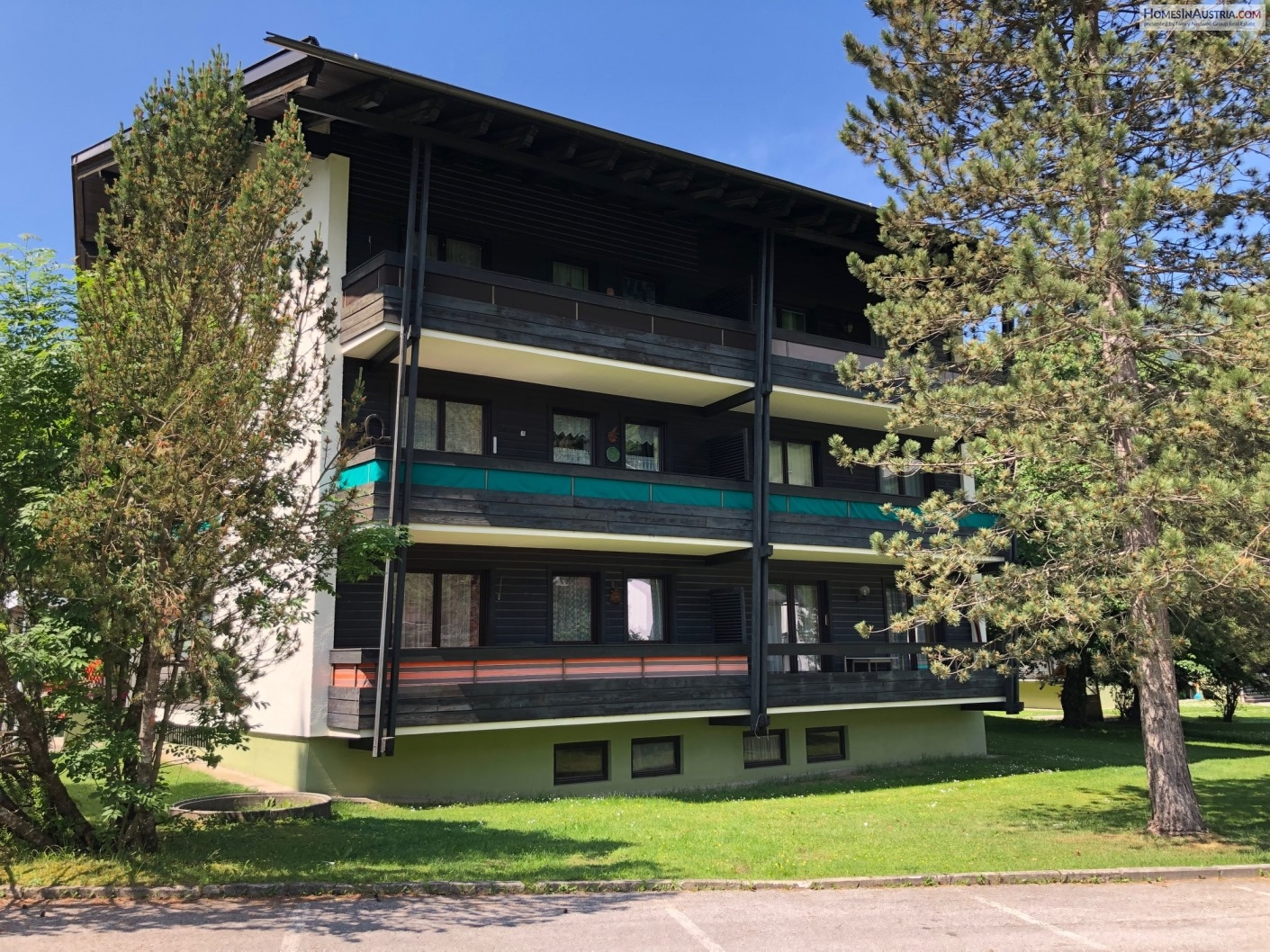 Bad Kleinkirchheim, Kaernten, area of Bach, 40m2 Apartment (RESI) Mezzanine, Balcony, Great Opportunity