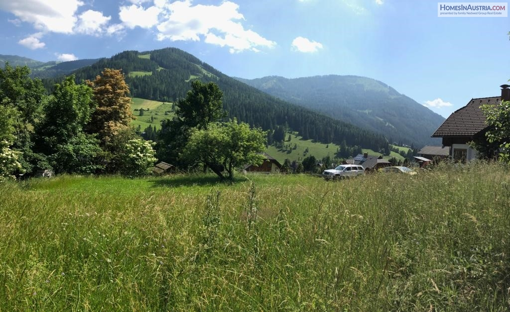 Bad Kleinkirchheim, Carinthia, Buildable Land, best location, sunny, great opportunity!!