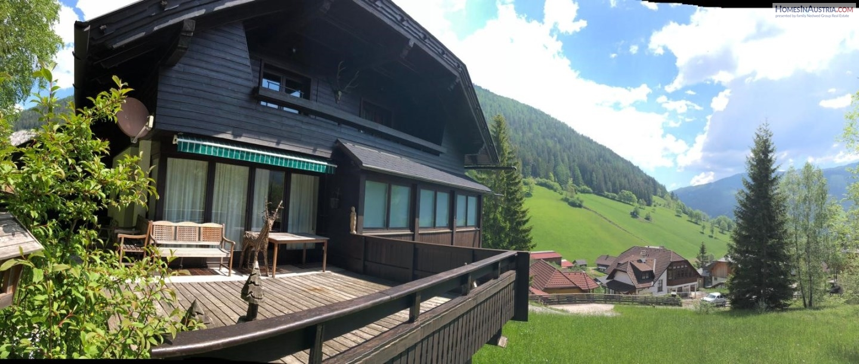 Bad Kleinkirchheim, Carinthia, Spacious Home (HABICHT) with mother-in-law unit, fantastic views