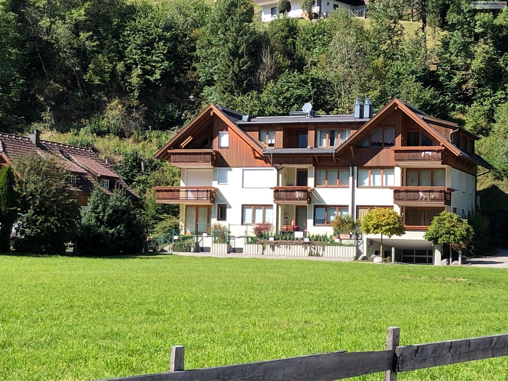 Bad Kleinkirchheim, Carinthia, Cute Apartment (UR) 1 bedroom, terrace