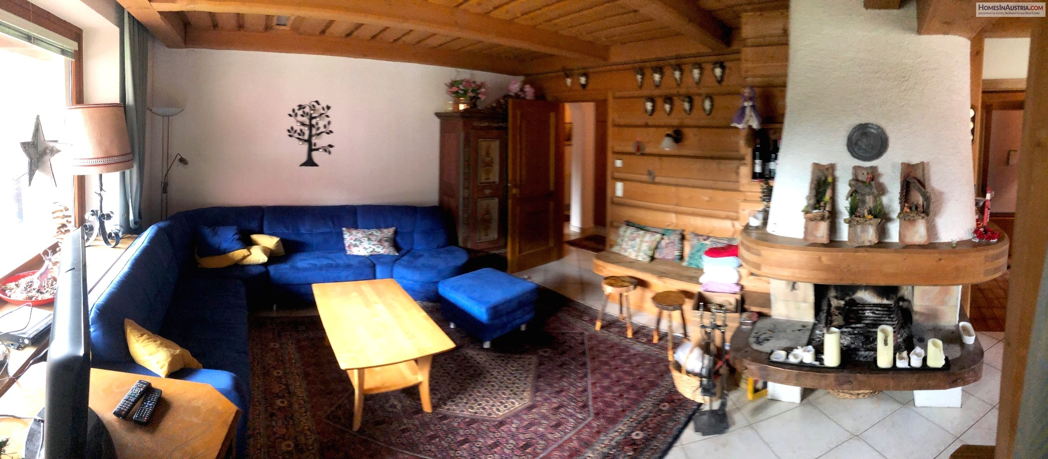 Bad Kleinkirchheim, Carinthia, Large Apartment (MIO-Grande) with 3 Bedrooms, large Balcony facing South