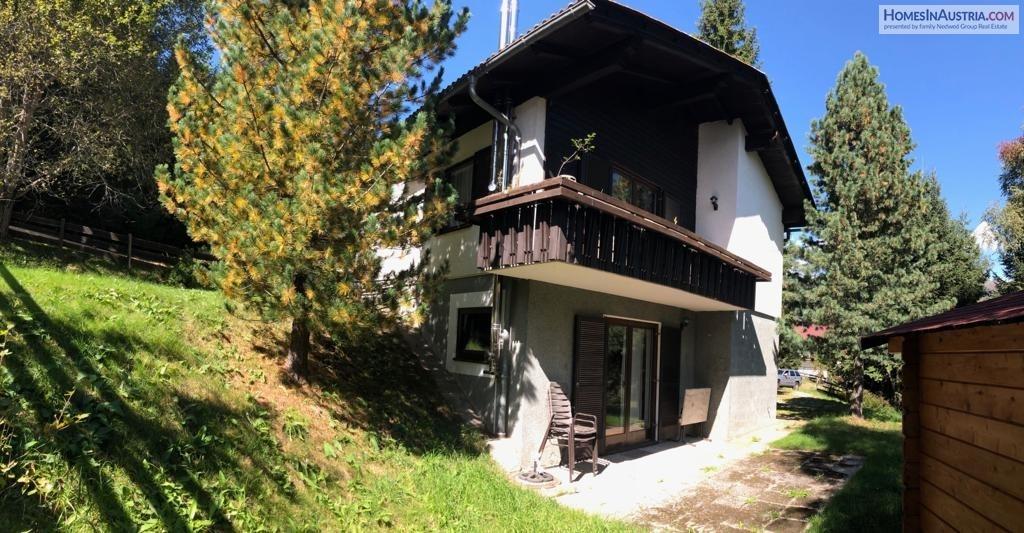 Bad Kleinkirchheim, Carinthia, House (GOLD) near ski-lift in St Oswald