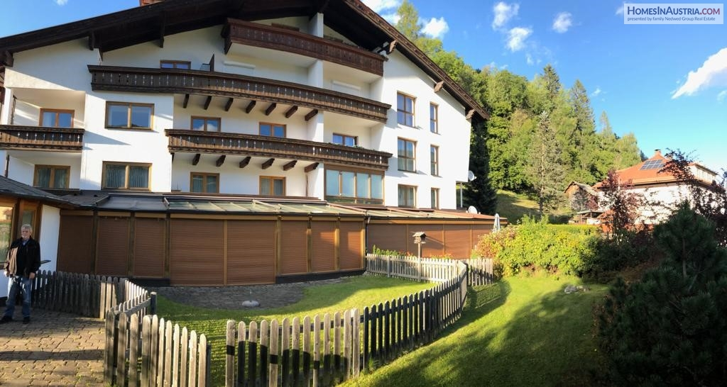 Bad Kleinkirchheim, Carinthia, Sunny Apartment (SONNFRIED 7) with 2 Bedrooms, Balcony