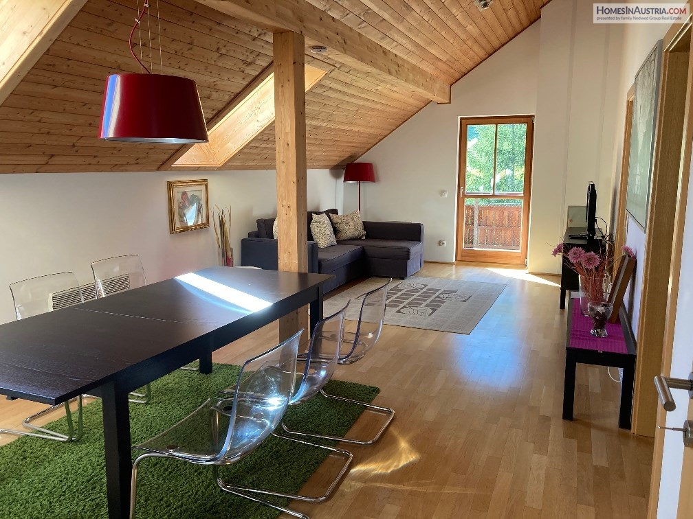 Bad Kleinkirchheim, Carinthia, Nice Mansard-Apartment (FIBA Top 8) near Ski-lift