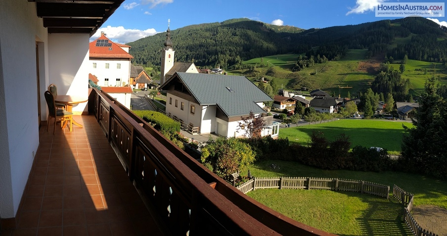 Bad Kleinkirchheim, Carinthia, Apartment (SONNFRIED 8) with nice Balcony, central location