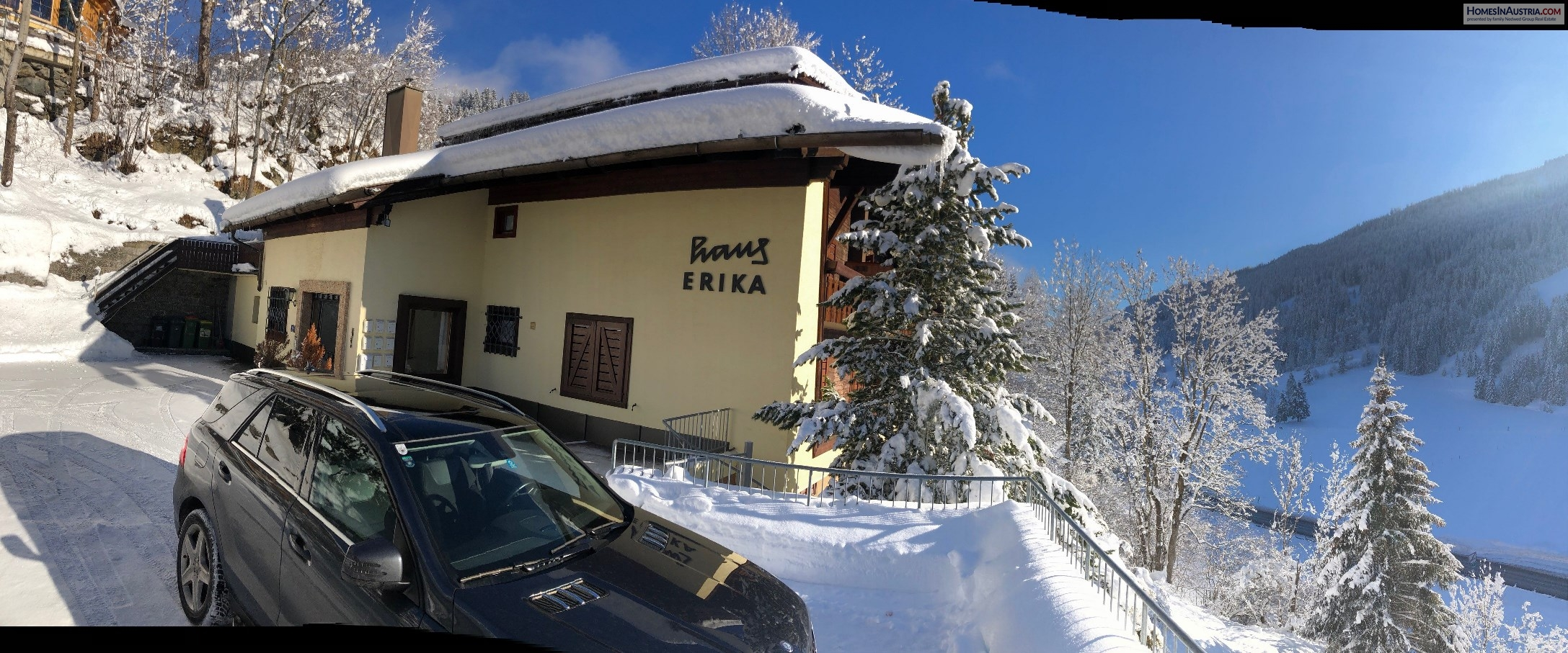 Bad Kleinkirchheim, Carinthia, Beautiful 2 Bedrooms, 2 Baths Apartment (ERIKA Top9), Balcony, Parking