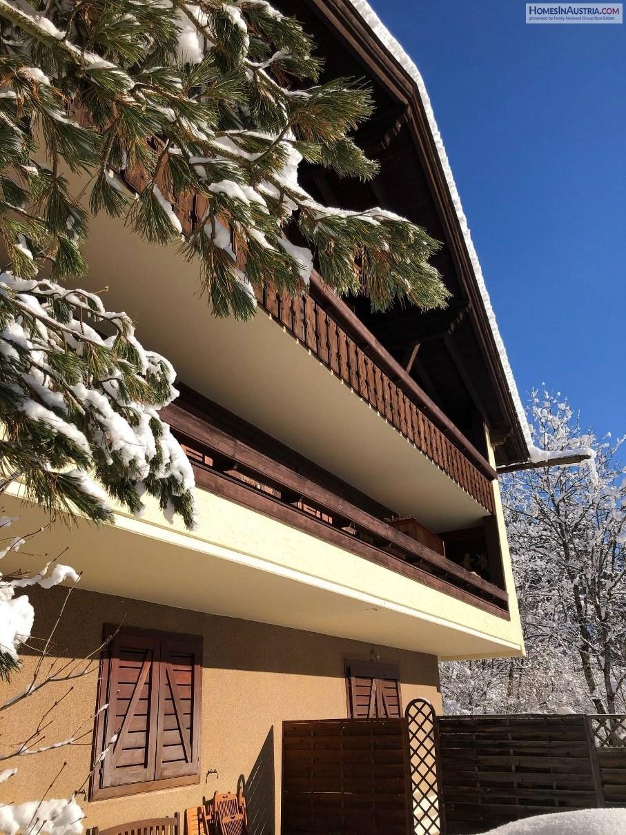 Bad Kleinkirchheim, Carinthia, nice Apartment (ERIKA Top5)