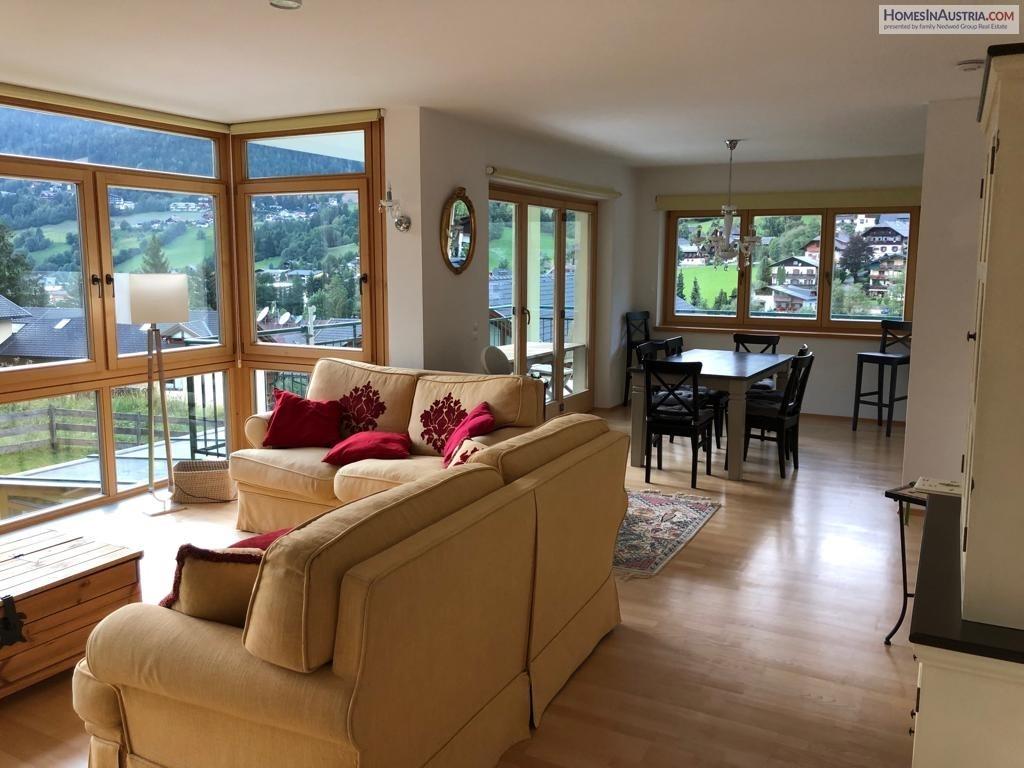Bad Kleinkirchheim, Carinthia, Nice Apartment(KOHN) with open views