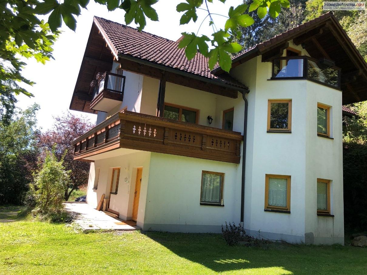 Radenthein, Carinthia, Nice Apartment (BEUS) 2 Bedrooms, Balconies, Garage