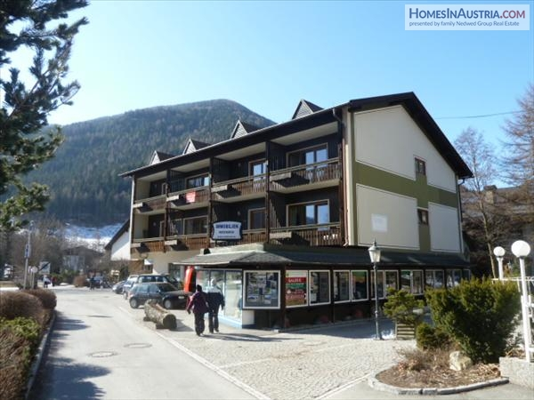 Bad Kleinkirchheim, Carintha, 4 Apartments in central location, great investment possibility!