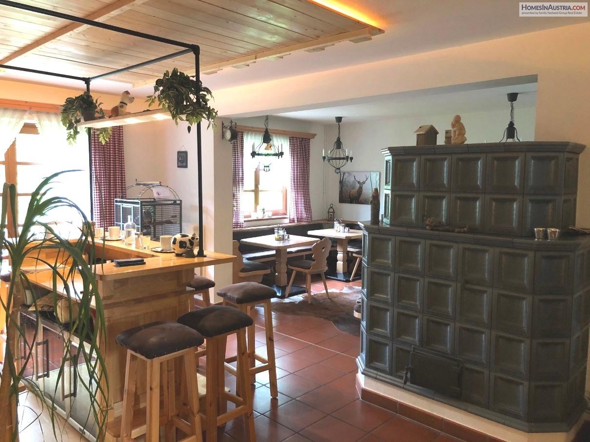 Arriach, Carinthia, Nice traditional Restaurant/Inn (Arriach) for sale!