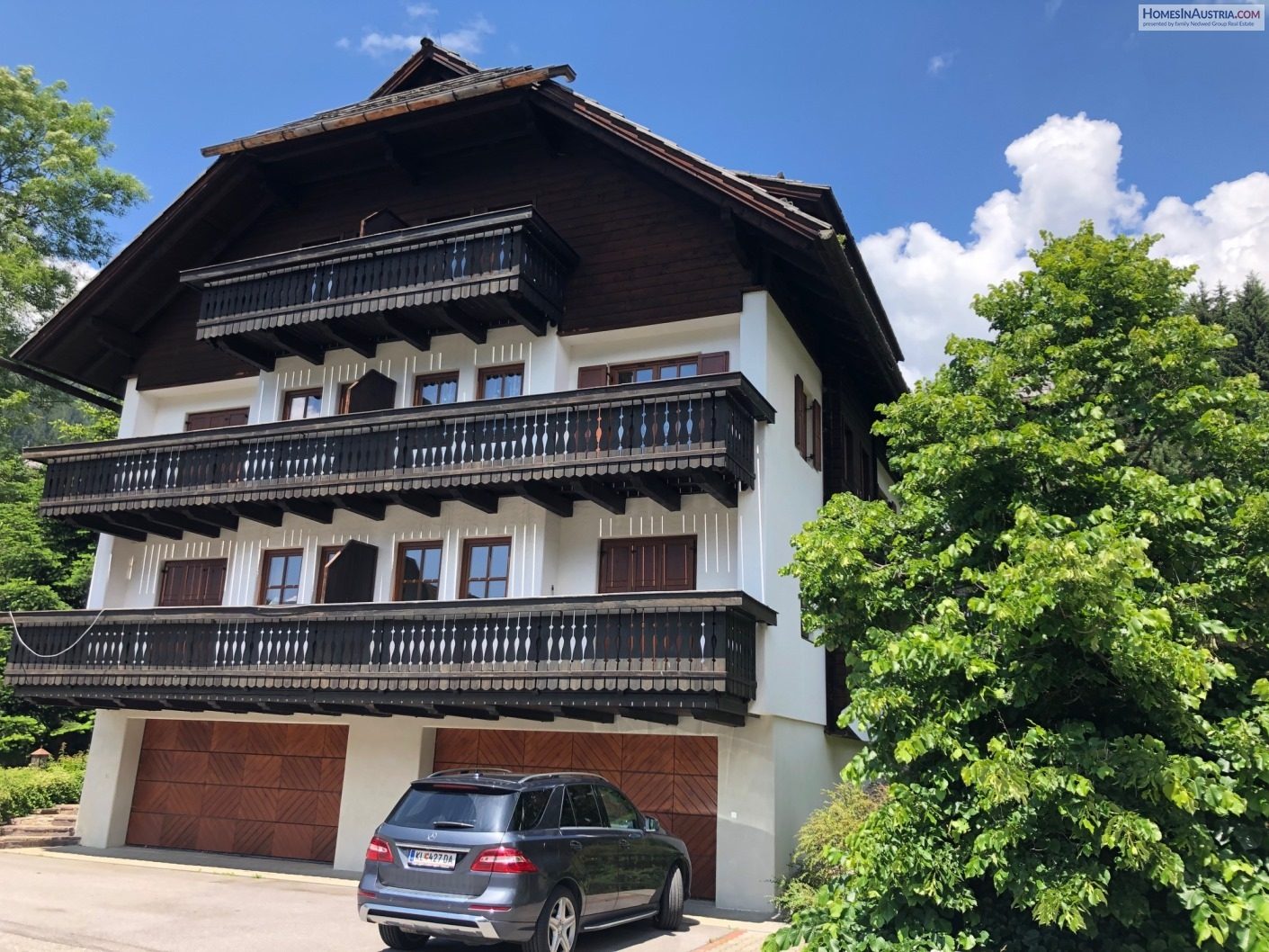 Bad Kleinkirchheim, Carinthia, Apartment (RIBO) 2 Bedrooms, 2 Baths, 2 Balconies