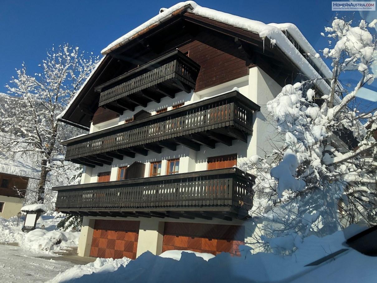 Bad Kleinkirchheim, Carinthia, Apartment (RIBO) 2 Bedrooms, 2 Baths, 2 Balconies