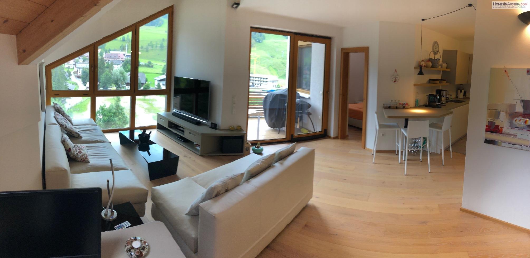 Bad Kleinkirchheim, Carinthia, Beautiful Apartment (KAISERBURGBLICK), Best Location, Sunny, Balcony