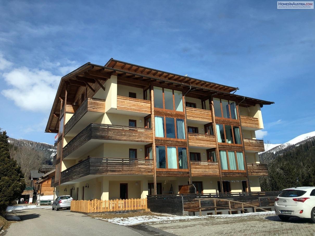 Bad Kleinkirchheim, Carinthia Apartment (SCHNEE 1) 2 Bedrooms 2 Baths, newly renovated, Balcony