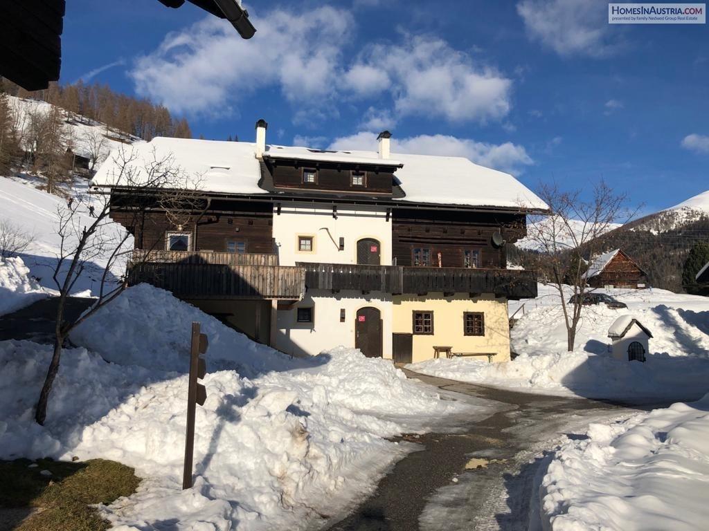 Bad Kleinkirchheim, Kaernten, Large, Nice Apartment (NIE) in Best Location in St Oswald