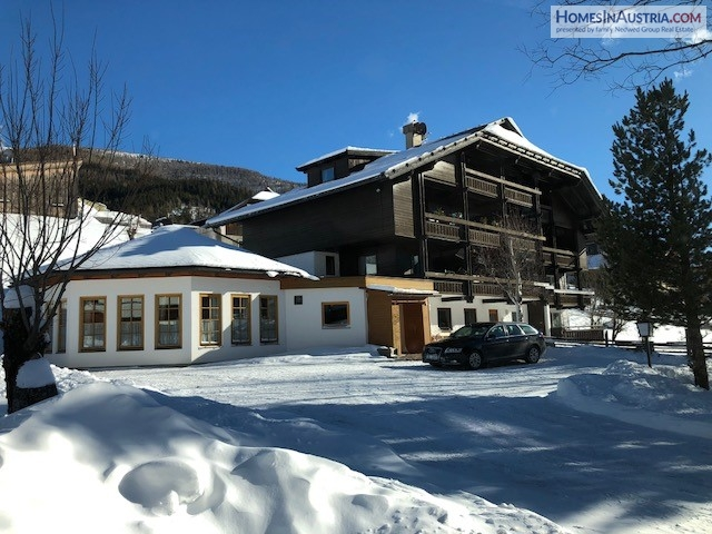 Bad Kleinkirchheim, Carinthia, area of St Oswald, nice Apartment (BOREK) 100 m from the ski slopes