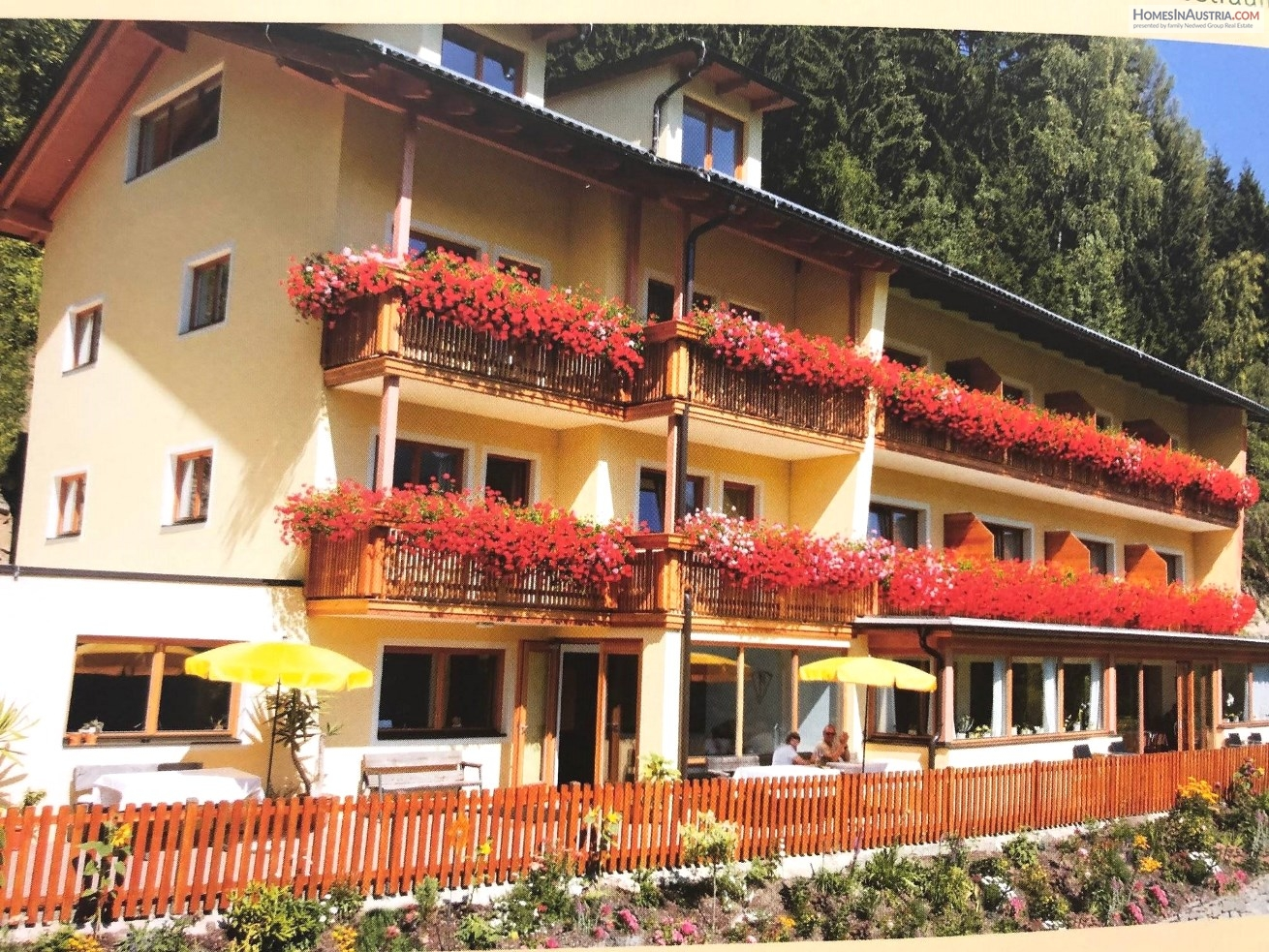 Bad Kleinkirchheim, Carinthia, 3star Hotel with 30 beds in fantastic sunny location