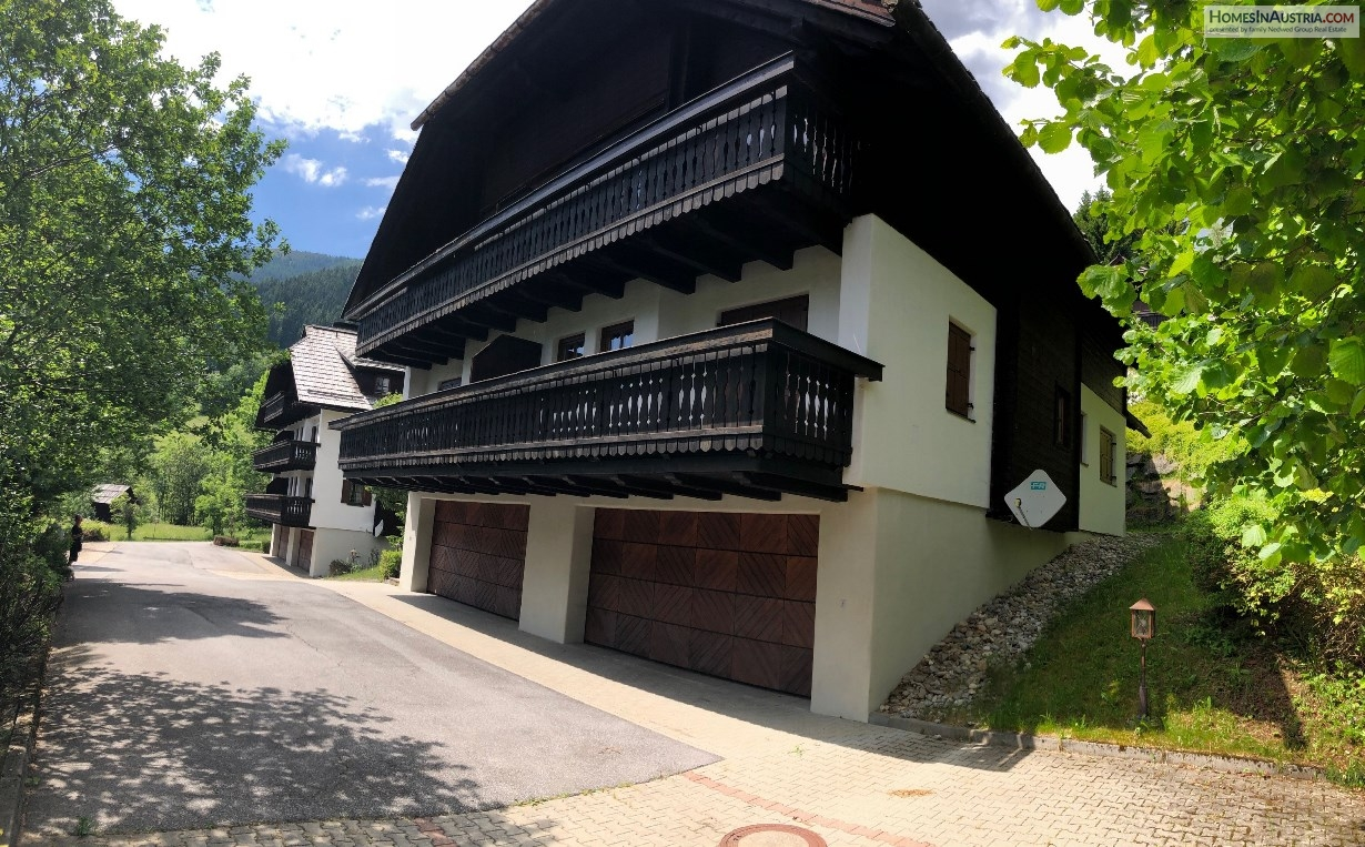 Bad Kleinkirchheim, Carinthia, Apartment (SNIDO) 2 Bedrooms, 2 Baths, Balcony