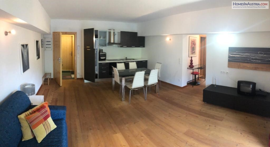 Bad Kleinkirchheim, Carinthia Apartment with 61,62m2 (PAVEL 5) 1 bedroom, parking space, great location