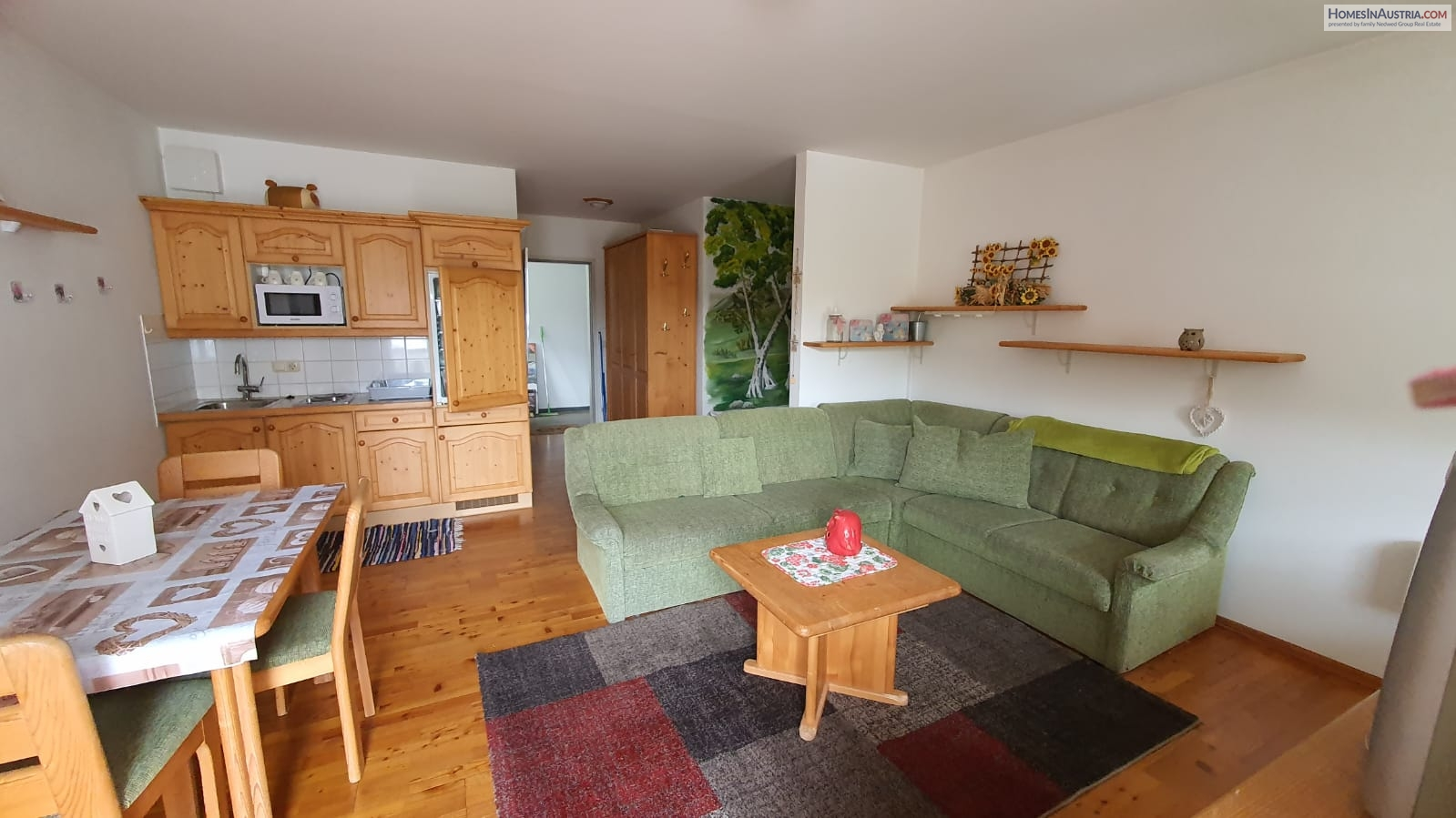 Nice small apartment near golf course and Bad Kleinkirchheim, Carinthia