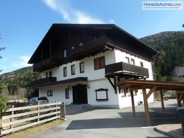 Bad Kleinkirchheim, Carinthia, Apartment (ROSSINI) 1 Bedroom, sunny Balcony
